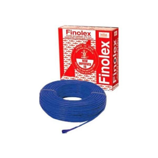 0 50 Sq Mm 500 Meters Blue Single Core, House Wiring Cost In India