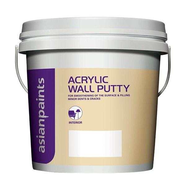Buy Asian Paints 1354 Gr 0 1 Kg White Acrylic Wall Putty Online At Best Prices In India
