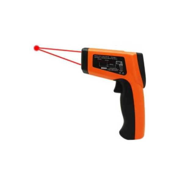Kusam Meco IRL 1600 - 9 V Digital Infrared Thermometer