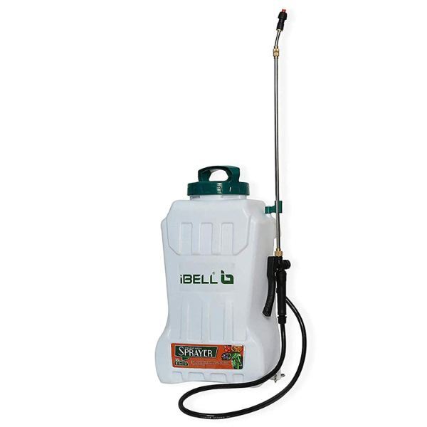 It comes with the additional accessories like battery, battery charger, and spraying wand. The sprayer is suitable for both light tasks and heavy use. It is a fully automatic battery-powered sprayer for water, chemicals, pesticides, or other liquids. It is considered as a professional garden tool that is suitable for home and farm use. It has a 6 AH battery that can last for 5-6 hours continuously is fully charged. Also, it can be used for professional use and big farms. It has a stand by batteries that can be charged using its external battery charger. There is extra soft cushion support for comfort purpose. Some of its common applications include spraying on field crops, tea gardens, household spaces, and commercial areas.