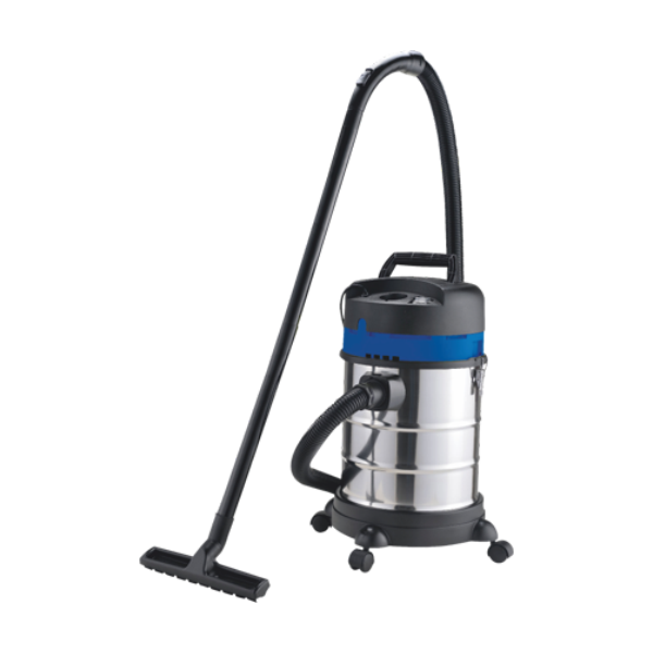Trumax Mx0125 - 25 litre Dry Wet Vacuum Cleaner - It is mainly used for cleaning a large area rug with wall to wall carpet. They are bulky and heavy in construction. It can be used for many types of spaces and messes. It is easy to use and also reachable at the places where typical vacuum cleaner can't reach. It has 25 ltr capacity. The machine is efficient, effective, sturdy, reliable, durable and long-lasting. It works on 230 V voltage, and 50 Hz frequency and 100 W rated input voltage. It is applicable for residential, commercial, industrial sector, and cleaning jobs.