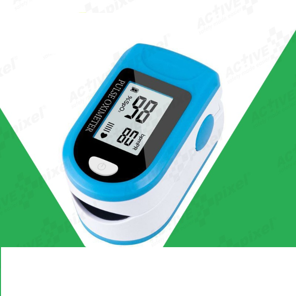 ACCURATE and RELIABLE - Fingertip Pulse Oximeter can accurately determine your SpO2 (blood oxygen saturation levels) and PR (pulse rate) EASY TO USE-Take a reading in an easy-to-use way, simply clip it on to your finger and turn it on at the press of a button. LOW POWER CONSUMPTION - High Performances and low power consumption chip and last the battery for long ACCOMODATES WIDE RANGE OF FINGER SIZES - Finger chamber with SMART Spring System.