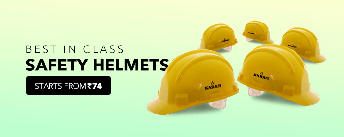 Buy Safety Helmets on Shakedeal.com