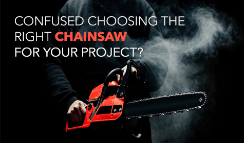 How to Maintain Chain Saws