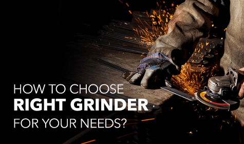 How to Maintain Angle Grinders