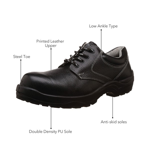 Bata Bora Derby - Low Cut Series Safety Shoes