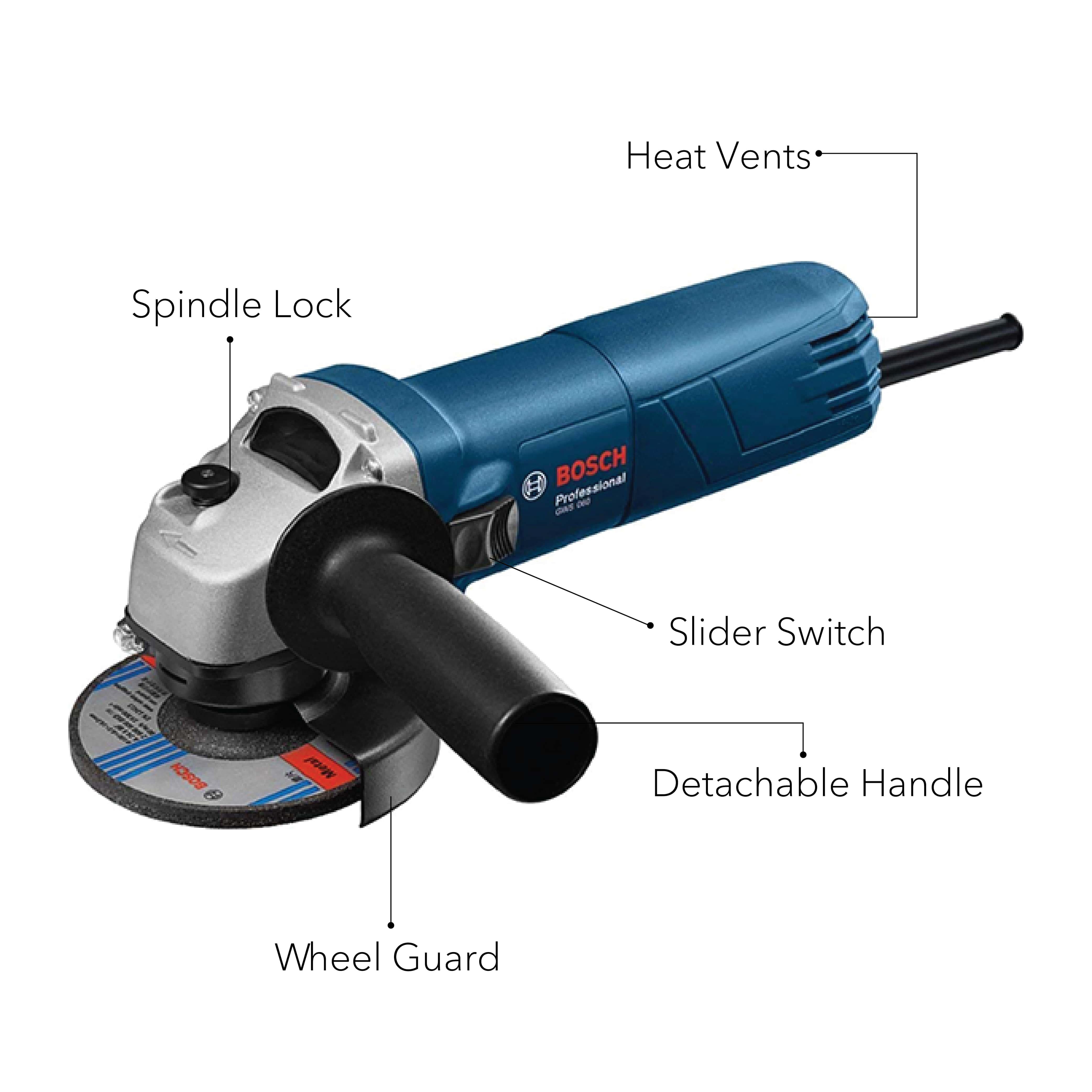 Bosch GW600 Angle Grinder