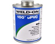 Astral TIMPS100U473 - 473 ml Selfit UPVC Ultradrain Fitting IPS Weld On 100 Solvent Cement
