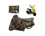ATC - Jungle Print Tarpaulin Cover for Honda Deo Scooter