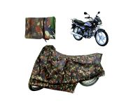 ATC - Jungle Print Tarpaulin Cover for Hero Splender Bike