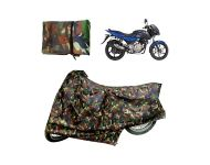 ATC - Jungle Print Tarpaulin Cover for Bajaj Pulsar 150 Bike