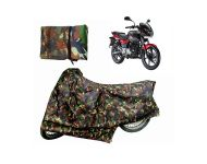 ATC - Jungle Print Tarpaulin Cover for Bajaj Pulsar 180 Bike