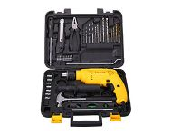Stanley SDH600KA - 600W, 13 mm Impact Drill Kit