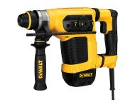 Dewalt D25413K - 9 Amps SDS Plus Combination Hammer with Shocks