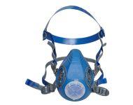 Karam RS 1101 - 4 Point DUPLEX Half Face Mask