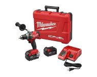 Milwaukee 2705 22 - 1/2 Inch, 18 V Fuel with One Key Drill Kit