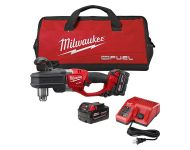 Milwaukee 2707 22 - 1/2 Inch, M18 Fuel Hole Hawg Right Angle Drill Kit