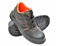 Hillson - Black Beston Safety Shoes
