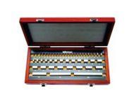 Mitutoyo 516 947 - 87 Pieces 1mm Slip Gauge Base Block Set