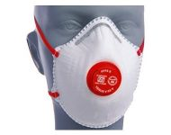 Venus Safety V 4400 FFP1S - White Respirator Mask