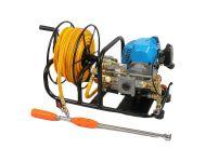 Lu Shyong Ls-927H - Portable Power Sprayer with Zenoah G26 Ls Engine and Plastic Pump