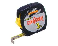 Freemans CGC - 3 m, 13 mm Centigraff Steel Tape Rule with Belt Clip