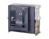 Siemens 3WL1225 - 2500 A ACB SENTRON 3WL Manually operated ACB with Microprocessor based trip unit ETU45B LSIN protection Withdrawable design with Guide Frame