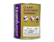 Asian Paints 0703 Gr 0 - 500 ml Clear Synthetic Varnish