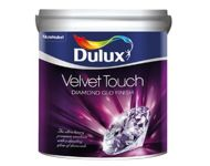 Dulux 30 7000 - Velvet Touch Diamond Glo Brilliant White 20 Litres