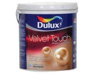 Dulux 30 50/6000 - Velvet Touch Pearl Glo Brilliant White 10 Litres