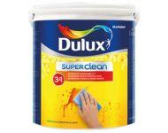 Dulux 23 8200 - Super Clean 3 in 1 Brilliant White 20 Litres