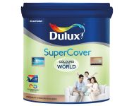 Dulux 27 3000 - Super Cover Brilliant White 10 Litres
