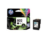 HP 802 - Black XL Ink Cartridge