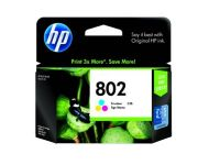 HP 802 - Tri Color XL Ink Cartridge