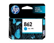 HP 862 - Cyan Tri Color Ink Jet Cartridge