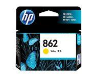 HP 862 - Yellow Tri Color Ink Jet Cartridge