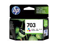 HP 703 - Inkjet Tricolor Print Cartridge