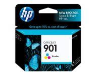 HP 901 - Tricolor Inkjet Cartridge