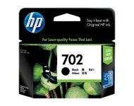 HP 702 - Black Inkjet Cartridge