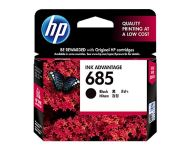HP 685 - Black Inkjet Print Cartridge