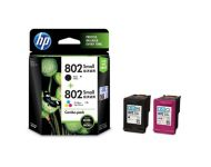 HP 802 - Print Cartridge Combo Pack