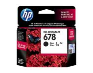 HP 678 - Print Cartridge Black