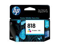 HP 818 - Print Cartridge Tricolor