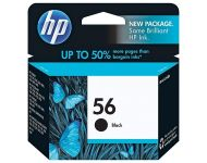 HP 56 - Print Cartridge Black