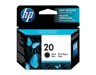 HP 20 - Print Cartridge Black