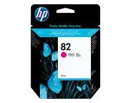 HP 82 - Print Cartridge Magenta Tricolor