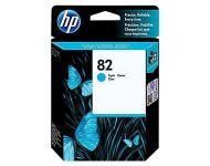 HP 82 - Print Cartridge Cyan Tricolor