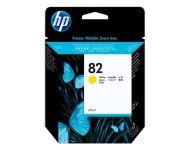 HP 82 - Print Cartridge Yellow Tricolor
