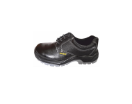Emperor Czar - Black Steel Toe Safety Shoe