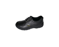 Emperor Chief - Black Steel Toe Safety Shoe